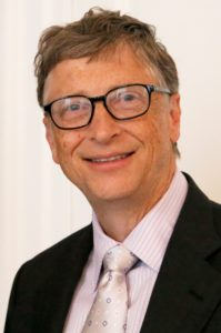 Bill Gates. July, 2014