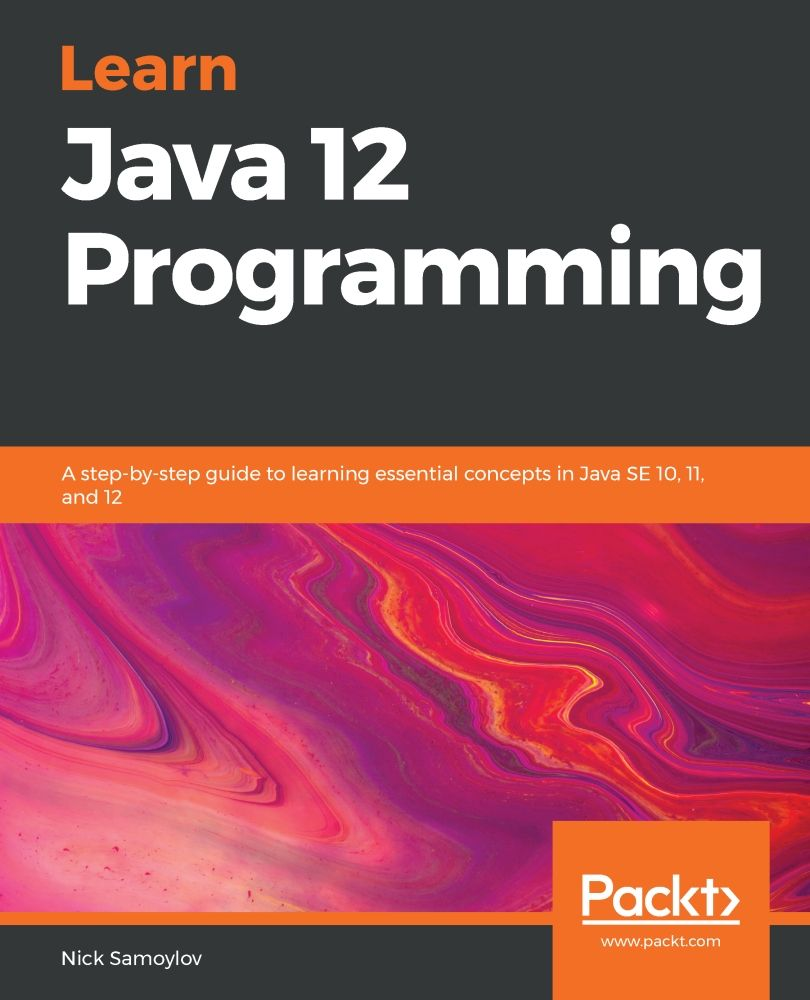 Java books - Nick Samoylov